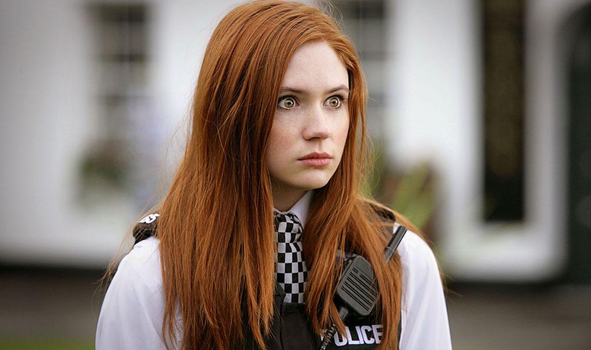 Mldspot Mengenal Karen Gillan Dari Doctor Who Ke Jumanji Welcome To The Jungle