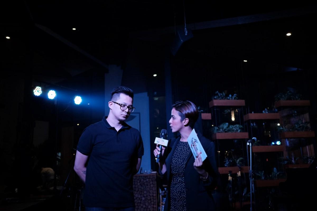 Spotted musisi-musisi yang datang ke Live Audition MLDare2PERFORM Season 4
