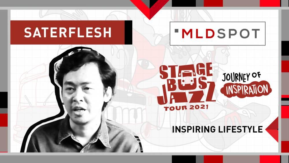 MLDSPOT Stage Bus Jazz Tour 2021: Inspiring Lifestyle   Saterflesh